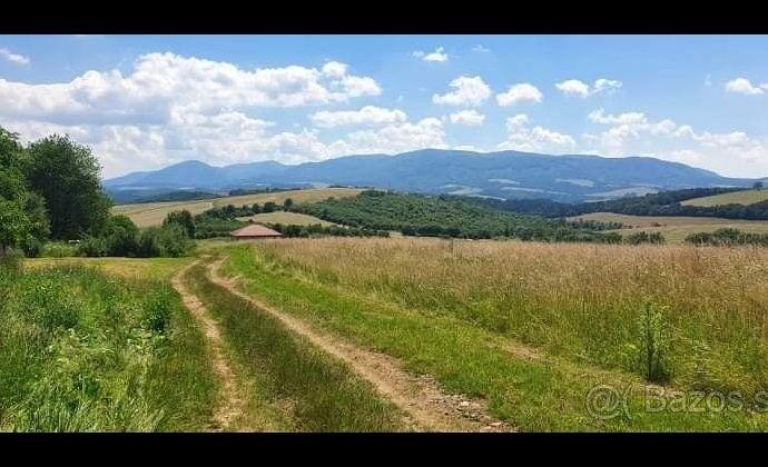 Čelovce okr.Prešov na predaj pozemok orná pôda