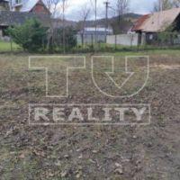 Pre rodinné domy, Papradno, 584 m²