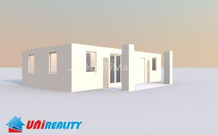 HORNÉ NAŠTICE – novostavba rodinného domu / pozemok 550 m2 / okres Bánovce nad Bebravou