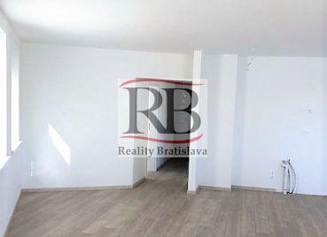 Novostavba 3 izbového bytu s balkónom v Bratislavskej mestskej časti Podunajské Biskupice na Uzbeckej ulici