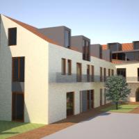 2 izbový byt, Liptovský Mikuláš, 65.80 m², Projekt