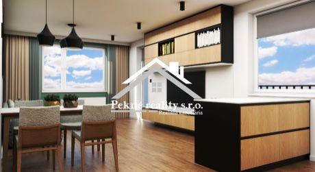 Predaj 3 izbového bytu s terasou – Zvolen novostavba