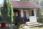 Realitná kancelária SA REALITY ponúka na predaj murovaný rekreačný dom v Leviciach