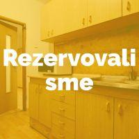 2 izbový byt, Michalovce, 51.10 m², Čiastočná rekonštrukcia