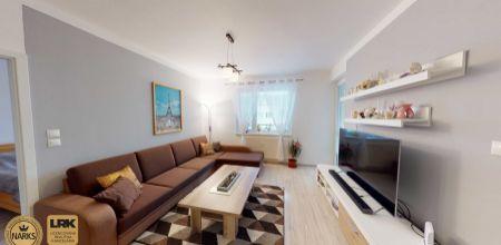 **Predaný** - Na predaj 3i byt s velkým balkónom v novostavbe v Tr. Stankovciach