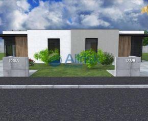 Moderný 3 izbový rodinný dvojdom v Košútoch na predaj