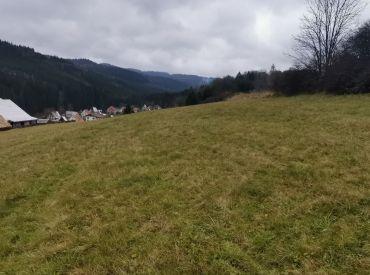 Rekreačný pozemok Klokočov - Riečky 29000 €