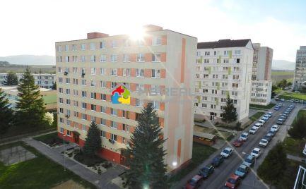 Jednoizbový byt, Žiar nad Hronom, Etapa