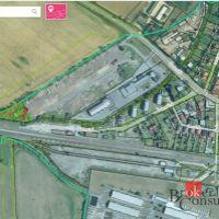 Komerčná zóna, Zvolen, 2553 m², Pôvodný stav
