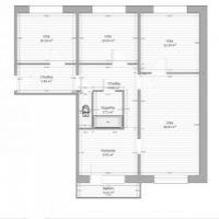 4 izbový byt, Pezinok, 84 m², Čiastočná rekonštrukcia