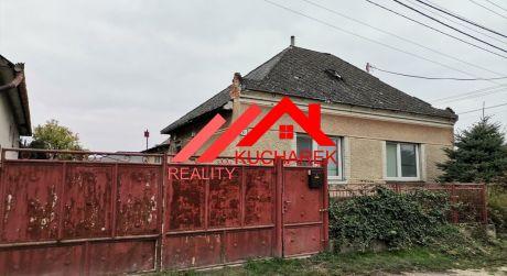 Kuchárek real: Lacný dom v Pataši -15km od Dunajskej Stredy