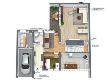 AFYREAL predaj veľký 289m2, 5izb dom Svätý Jur, tiché prostredie