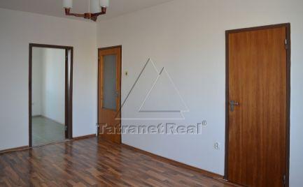 4-izbový byt, 80 m2, ul. Toryská  2/3 poschodie, Bratislava - Vrakuňa