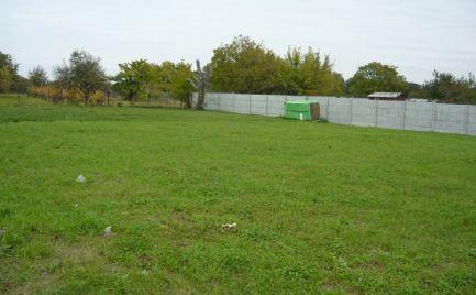 Ponúkame na predaj stavebný pozemok 550m2 v obci Bernolákovo, okres Senec