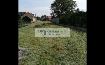 Predám pozemok Nitra