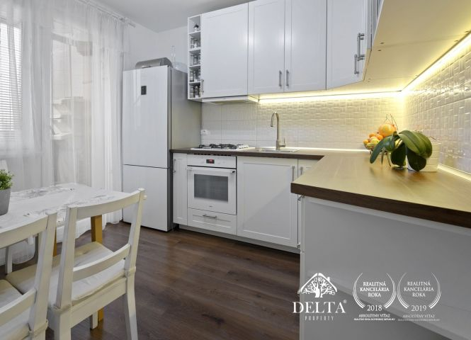 3 izbový byt - Bratislava-Petržalka - Fotografia 1