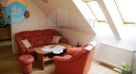 Na predaj moderný byt 2+1+garáž , klimatizácia, 80 m2, Piešťany - Mlynská ul.