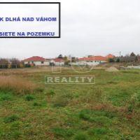 Pre rodinné domy, Dlhá nad Váhom, 712 m²