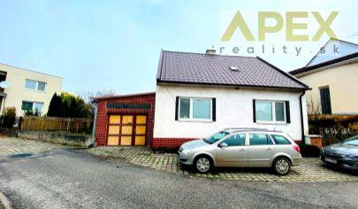Exkluzívne APEX reality 4i. RD v Maduniciach, všetky IS, poz. 336 m2, nová strecha