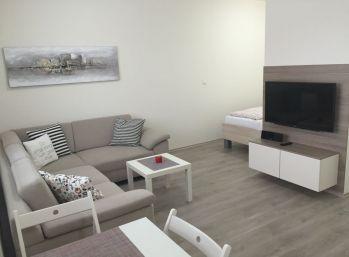 PEKNÝ 1,5 izbový byt + garáž