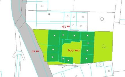 Rodinný dom s pozemkom 677 m2, Podkonice  15 km od Banskej Bystrice – cena 88 000€