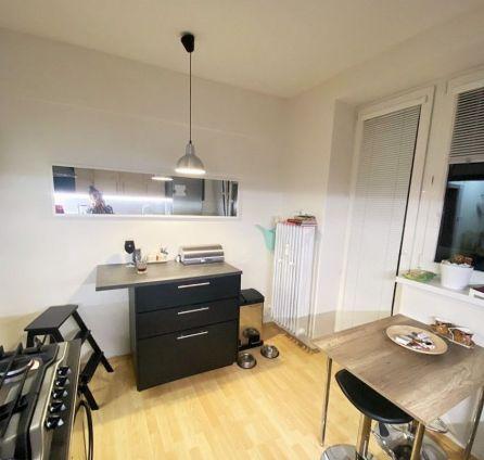 2 izb. byt, balkón, Rača, ul. Horná, dobrá lokalita