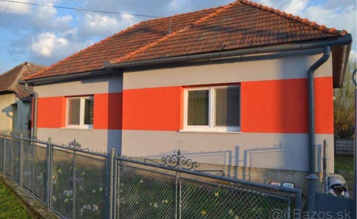 Kompletne zrekonštruovaný Rodinný dom