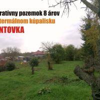 Pre rodinné domy, Santovka, 791 m²