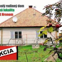 Rodinný dom, Jur nad Hronom, 795 m², Pôvodný stav