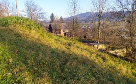 LUXUSNÝ pozemok pre RD - predná Olešná