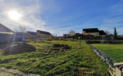 Na predaj stavebný pozemok v obci Višňové