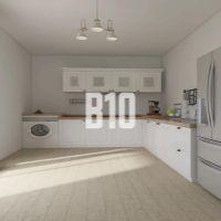 2 izbový byt, Púchov, 57 m², Kompletná rekonštrukcia