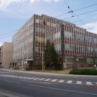 Administratívna budova, Banská Bystrica, 4328 m², Čiastočná rekonštrukcia