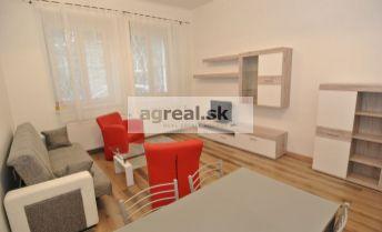 Prenájom, zariadený 3-izb. byt po kompletnej rekonštrukcii (tehla) v blízkosti EUROVEA, ul. Lazaretská, BA I- Staré Mesto