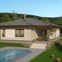 Rodinný dom, Andovce, 147 m², Pôvodný stav