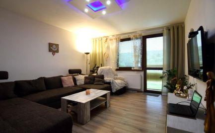EXKLUZÍVNE - Neštandardný byt v dvojbytovke / Turany