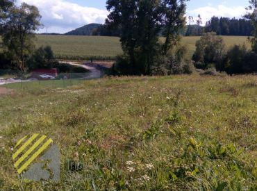 Predaj pozemku vhodného pre RD v Podhorí pri Žiline 1034m2,cena: 50530 Eur