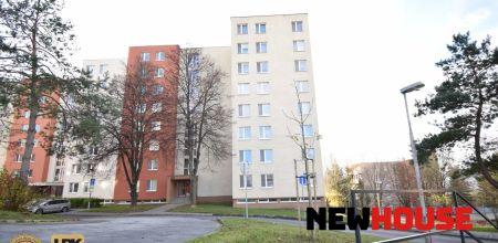 **Predaný** - Priestranný 3i byt s pekným výhľadom v žiadanej časti mesta Trenčín