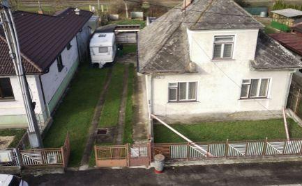 DMPD real Vám ponúka na predaj rodinný dom v obci Zemianske Kostoľany