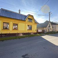 Chata, Hronec, 120 m², Čiastočná rekonštrukcia