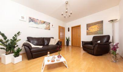 Predaj – Slnečný 4 izbový byt s loggiou v tichej lokalite. BA II – TOP PONUKA!