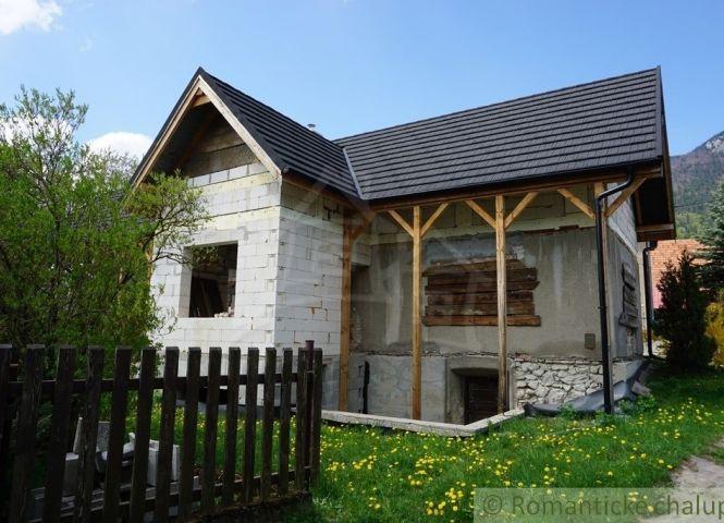 chata - Kvačany - Fotografia 1
