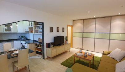 REZERVOVANÉ Na predaj 3 izbový byt Bratislava II Ružinov v blízkosti OC RETRO po rekonštrukcii