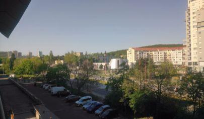 Prenájom rekonštr. 1. izb. byt 38,5m2 s loggiou 7m2/ pivnicou 1,33m2/ kumbálom 1,2m2 na Karloveskej ulici, BA IV. Karlova ves