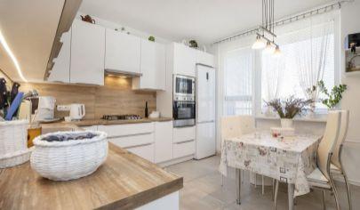 Na predaj príjemný 3 izb. zrekonštruovaný byt - Modra