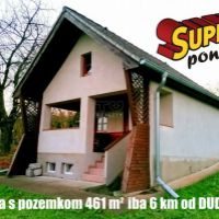 Chata, Horné Semerovce, 461 m², Kompletná rekonštrukcia
