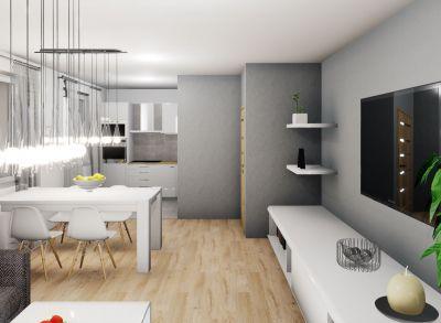 Na predaj 2 izbový byt (Max12) v novostavbe Byty MAXIM - Martin - Podháj
