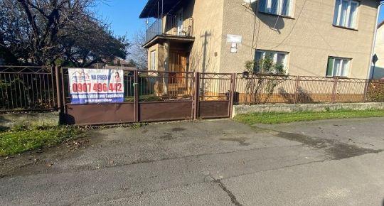 REZERVOVANÉ Rodinný dom na predaj v tichej lokalite v Opatovej