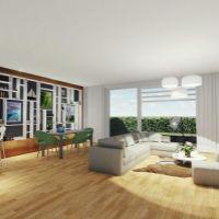 2 izbový byt, Hrubá Borša, 64 m², Novostavba