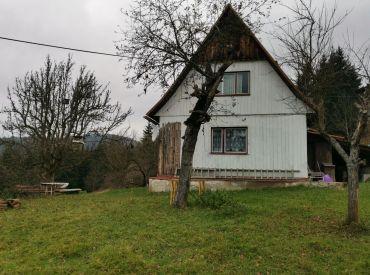 Drevenica v Klokočove na predaj 98000 €